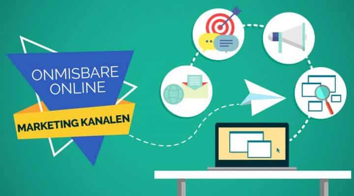 Online marketing kanalen